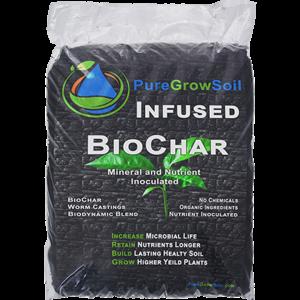 Pure Grow Bio Char